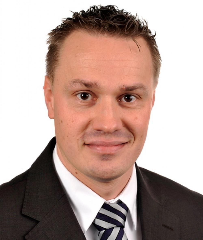 Keith Pieper, NAB Geschäftsstellenleiter