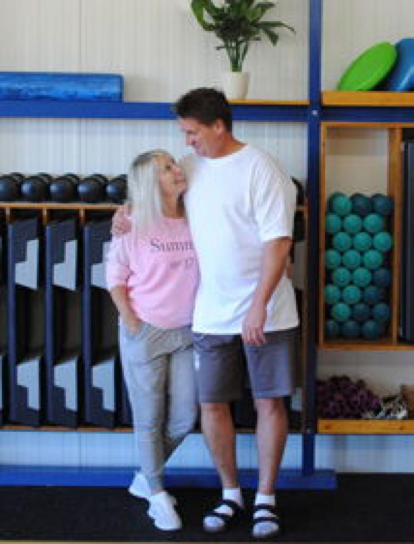 Betreut werden Sie bei uns von Susanne und Daniel Schneider. Beide mit 35 Jahren eigener Trainingserfahrung und diversen Ausbildungen inkl. Diplomen.